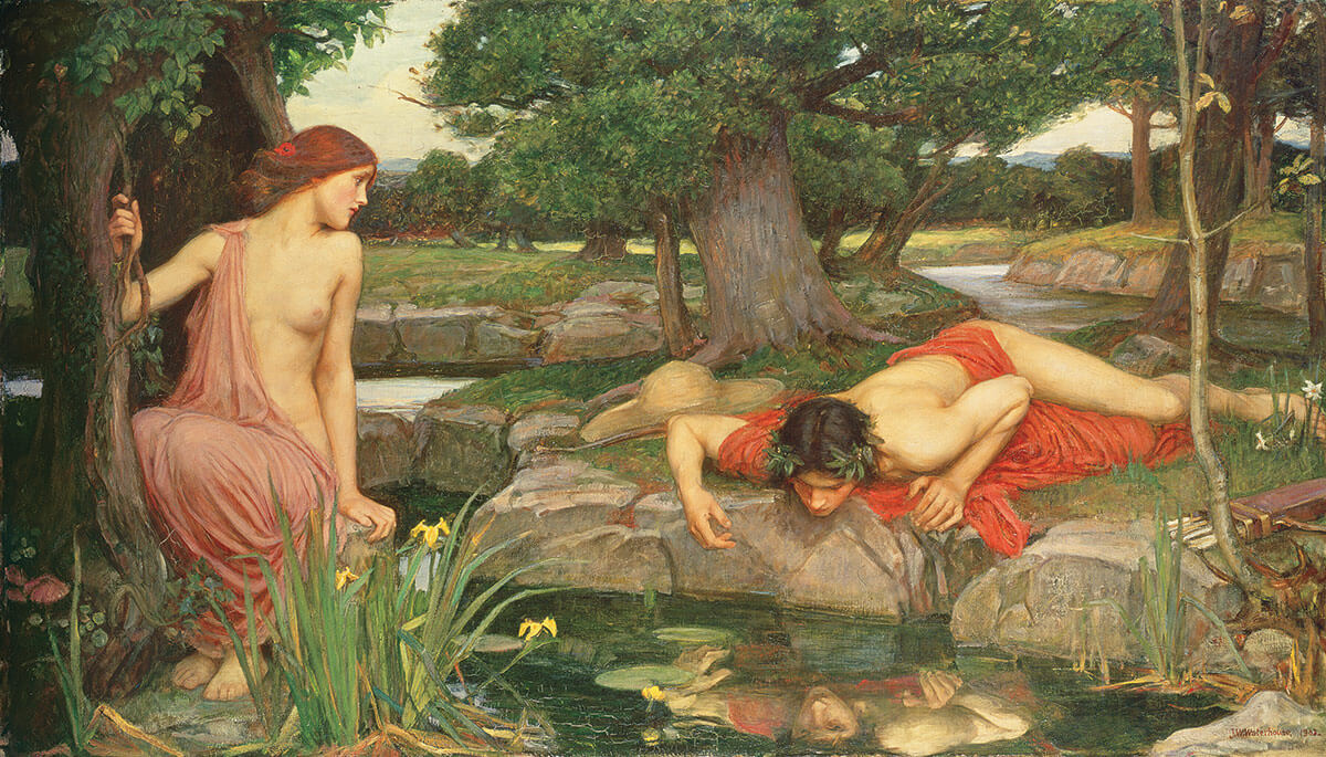 narcissus en echo